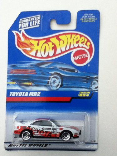 Hot Wheels #894 Toyota MR2 w/ Lace Wheels - 1