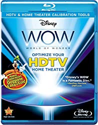 WOW: World Of Wonder HDTV and Home Theatre Calibration Tools - BD [Blu-ray]