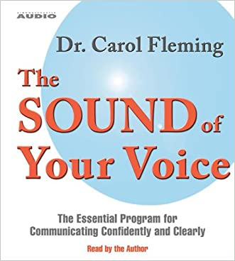 The Sound of Your Voice written by Carol Fleming