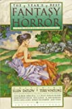 img - for The Year's Best Fantasy and Horror: Sixth Annual Collection book / textbook / text book