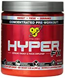 BSN HYPER FX - Fruit Punch, 9.95 oz (30 Servings)