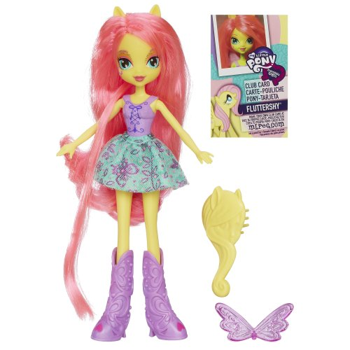 My Little Pony A4099 Equestria Girls Fluttershy Doll