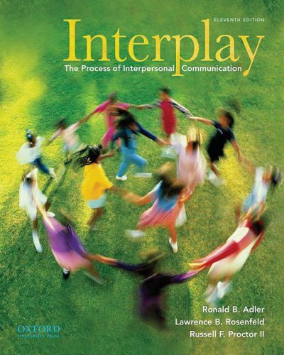 Interplay Process of Interpersonal Communication...
