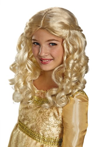 Disney Maleficent Girls Aurora Wig