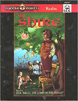 The Shire (MERP/Middle Earth Role Playing): J. R. R. Tolkien