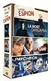 echange, troc Coffret Espions 3 DVD : Spy Game / Paycheck / La Mort dans la peau