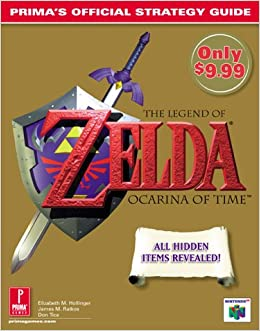 OF GUIDE LEGEND OCARINA STRATEGY TIME ZELDA OF