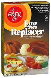 Ener-G Foods Egg Replacer, 16-Ounce Box