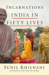Book Cover: Incarnations: A History of India in Fifty Lives