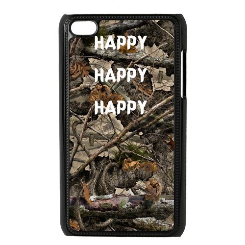 Personalized Camouflage Camo Tree Ipod Touch 4 Case Cover Duck Dynasty Quotes