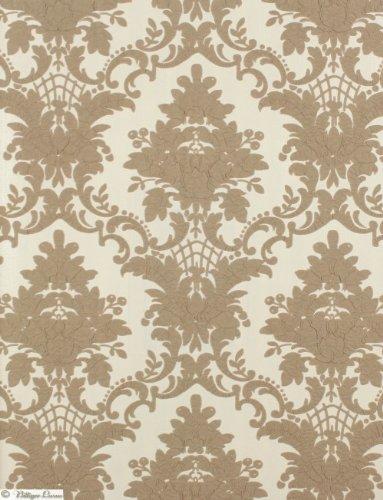 tapete barock barock crash tapete charisma 03872 30 creme braun. Black Bedroom Furniture Sets. Home Design Ideas