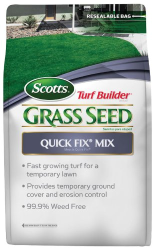 Scotts 18172 Turf Builder Quick Fix Mix 3-Pound Bag