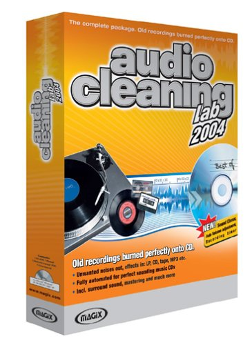 Audio Cleaning Lab 2004