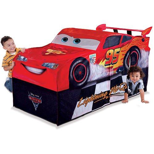 Playhut Cars Lightning McQueen Play Structure : Lightning McQueen Toys