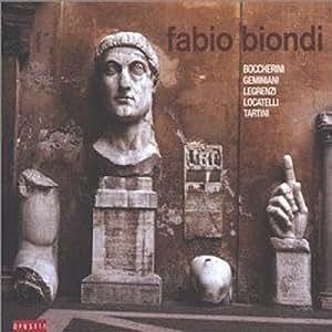 Concertos et Sonates baroques : Boccherini, Geminiani, Locatelli, Tartini ... (Coffret 5 CD)