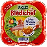 Bledina Chef Sliced Potatoes & Ham (18 Months) 260g
