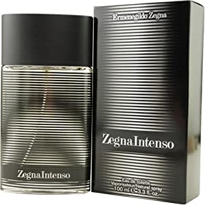 Zegna Intenso By Ermenegildo Zegna For Men, Eau De Parfum Spray, 3.3-Ounce