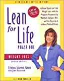 img - for Lean For Life: Phase One - Weight Loss book / textbook / text book