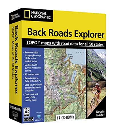 National Geographic Backroads Exploror