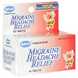 51E0MSBSTBL. SL160  Hylands Migraine Headache Relief, Tablets, 60 Tablets (Pack of 4)