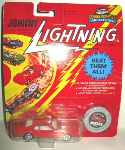 Johnny Lightning Custom Toronado Series 2 Commemorative Replica Car