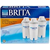 Brita Replacement Pitcher Refill Filters