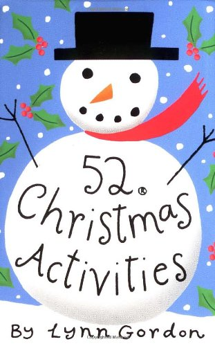 52 Christmas Activities (Deck of Cards)
