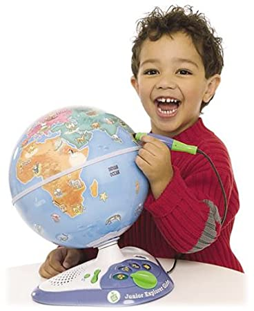 LeapFrog: Junior Explorer Interactive Globe
