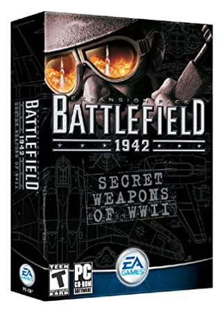 Battlefield 1942: Secret Weapons of WWII Expansion Pack