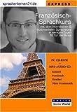 echange, troc Udo Gollub - Sprachenlernen24.de Französisch-Express-Sprachkurs CD-ROM für Windows/Linux/Mac OS X + MP3-Audio-CD für Computer/MP3-Player/