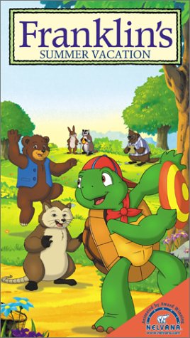 Franklin - Franklin's Summer Vacation [VHS]