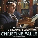 Christine Falls | Benjamin Black