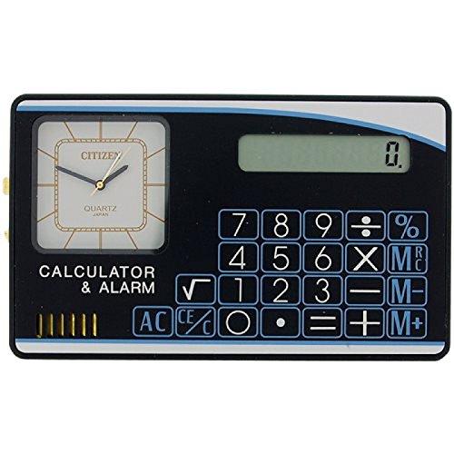 citizen-orologio-sveglia-da-uomo-donna-sottile-con-calcolatrice-custodia-in-pu-colore-nero