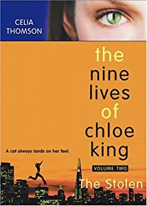 "Cover of ""The Stolen (Nine Lives of Chloe..."