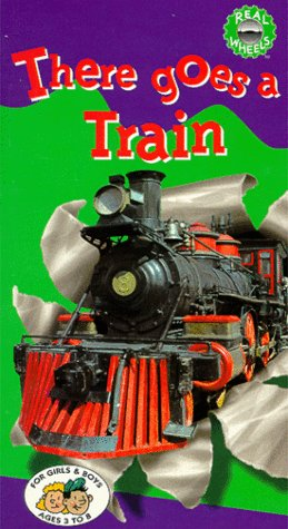 There Goes a Train (W/Toy) [VHS]
