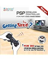 PSP-1000,2000,3000用 ワイヤレスコントローラー / PSPをコントローラーで操作できる