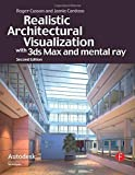 img - for Realistic Architectural Rendering with 3ds Max and V-Ray (Autodesk Media and Entertainment Techniques) by Cardoso, Jamie, Cusson, Roger (2009) Paperback book / textbook / text book