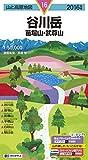 山と高原地図 谷川岳 苗場山・武尊山 2016 (登山地図 | マップル)