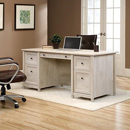 Double Pedestal Executive Desk Home Furniture Design