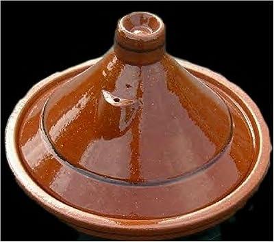 Moroccan Terracotta Tagine by Moroccan Handicrafts