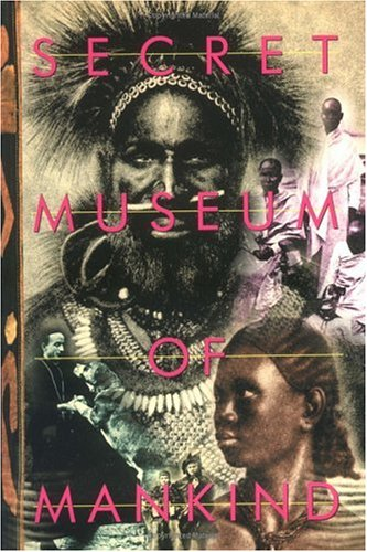 Large book cover: The Secret Museum of Mankind