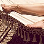 HuaYang Sexy Gold Multilayer Anklet Chain Foot Sandal Bracelet Women's Toe Ring
