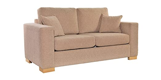 Concept Memory Sleep Madrid Scatter Sofa - Chair, Wood, Fontana Beige