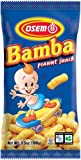 Osem Bamba Snack, Peanut ,3.5 Ounce (Pack of 12)