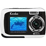 Kenko デュアルモニターデジタルカメラ DSC880DW IPX8相当防水 DSC880DW