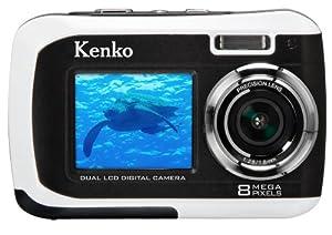 Kenko dual monitor digital camera DSC880DW IPX8 waterproof equivalent DSC880DW