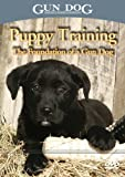 Puppy Training: The Foundation of a Gun Dog