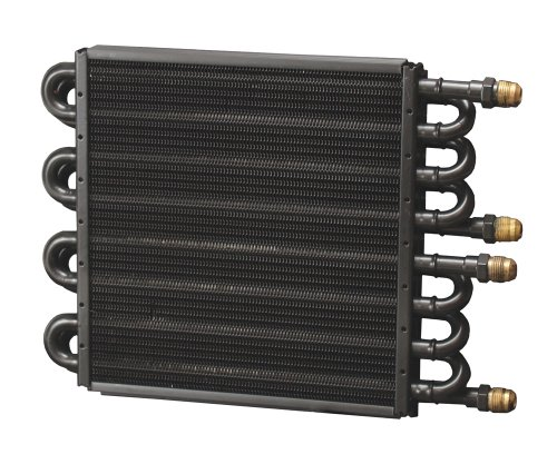 Derale 15301 Dual Circuit Tube and Fin Cooler Core 8 and 8 Pass Dual Core (Hvac Independent Gauge compare prices)