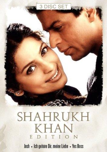 Shahrukh Khan 3er DVD Box - Nr. 6 (Josh, Ich gehöre dir, Yes Boss) - (3 Disc Set)