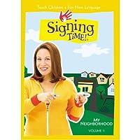 Signing Time Series 1 Vol. 11 - My Neighborhood